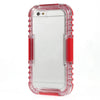 Waterproof Heavy Duty Sports Cover for Apple iPhone 6 4.7 inch - Red