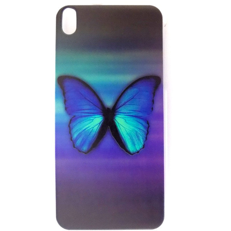 Bracevor Splendid Butterfly Design Hard Back Case for HTC Desire 816