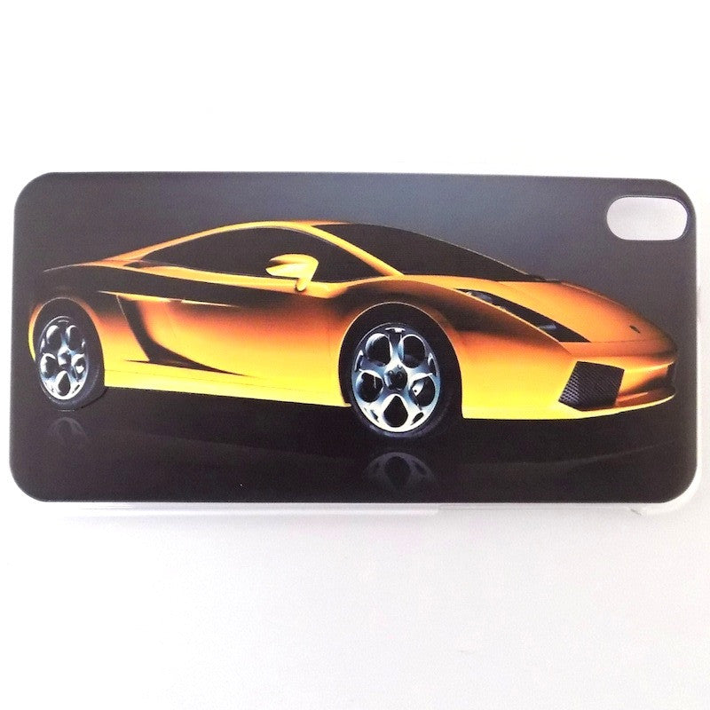 Bracevor Sports Car Wonder Design Hard Back Case for HTC Desire 816
