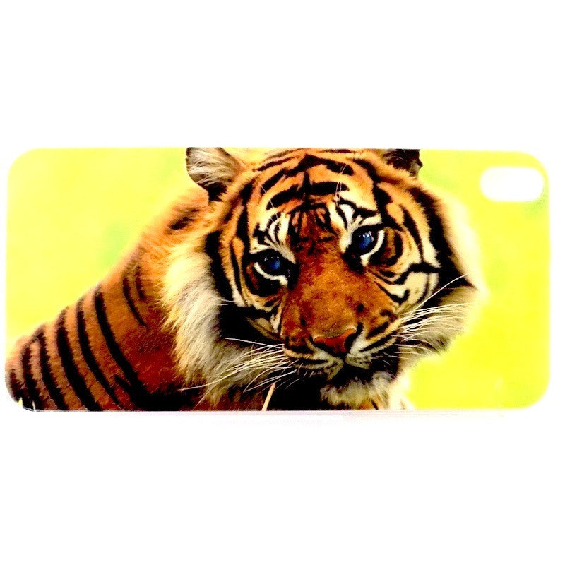 Bracevor Majestic Tiger Design Hard Back Case for HTC Desire 816