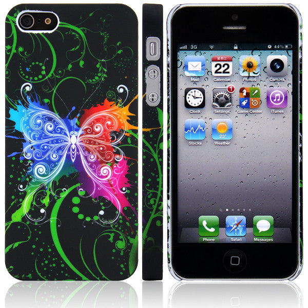 Avatar forest design Nature Edition Hard Back case for Apple iPhone 5 5s