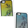 3D Ultra slim magical Rainbow Hard Back Case for Apple iPhone 5 5s