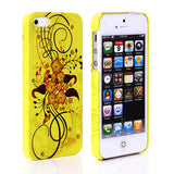 Glittering Luminous Designer Back case 501 for Apple iPhone 5 5s