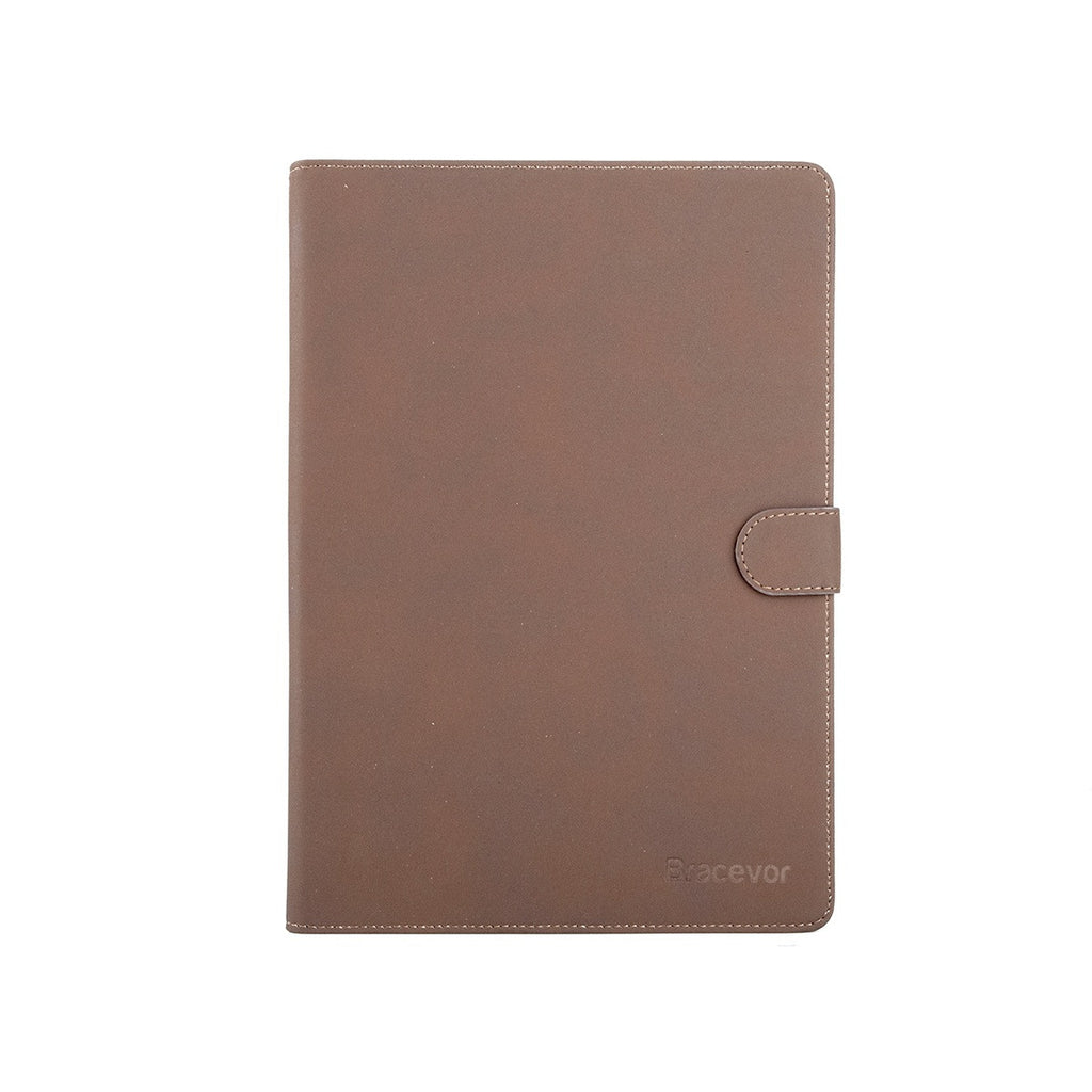 Bracevor Executive Brown Smart Leather Case for Apple iPad Air
