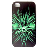 Bracevor Astral Divine Light Design Hard Back Case for Apple iPhone 4 4s