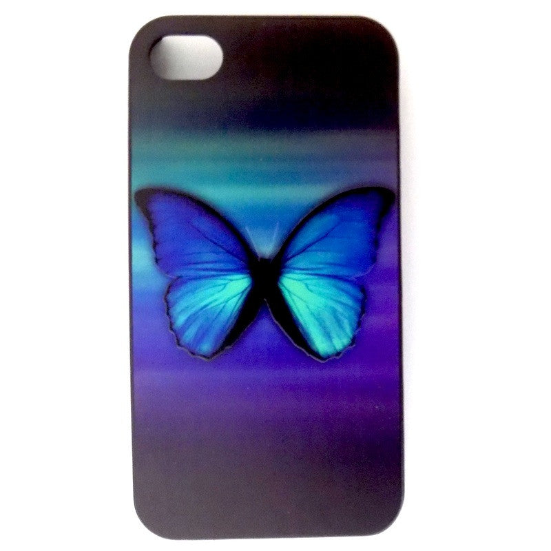 Bracevor Splendid Butterfly Design Hard Back Case for Apple iPhone 4 4s