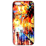 Painting Design Hard Back Case Cover for Apple iPhone 5 5s