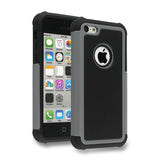 Triple Layer Defender Back Case for Apple iPhone 5c