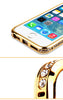 Bracevor Diamond Crystal Metal Bumper Case for iPhone 6 4.7 inch (Gold) 4