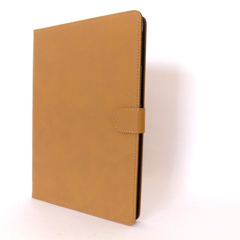 Bracevor Vintage Caramel Smart Leather Case for Apple iPad Air 1