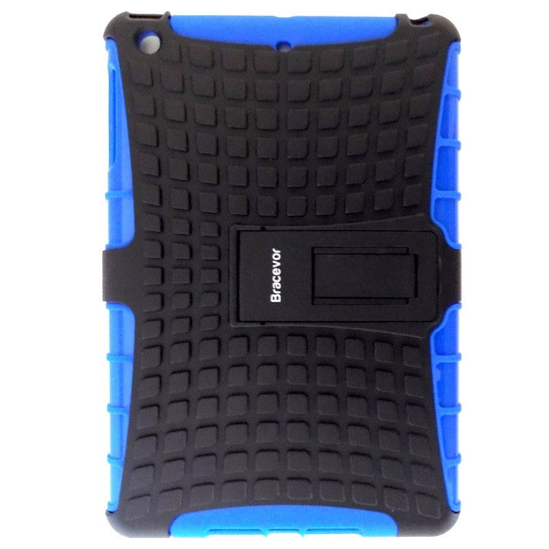 Bracevor Kickstand Case for Apple iPad mini 2 - Blue