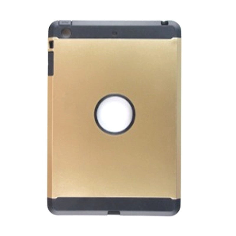 Bracevor Champagne Gold Tough Armor Apple iPad mini Back Case 1
