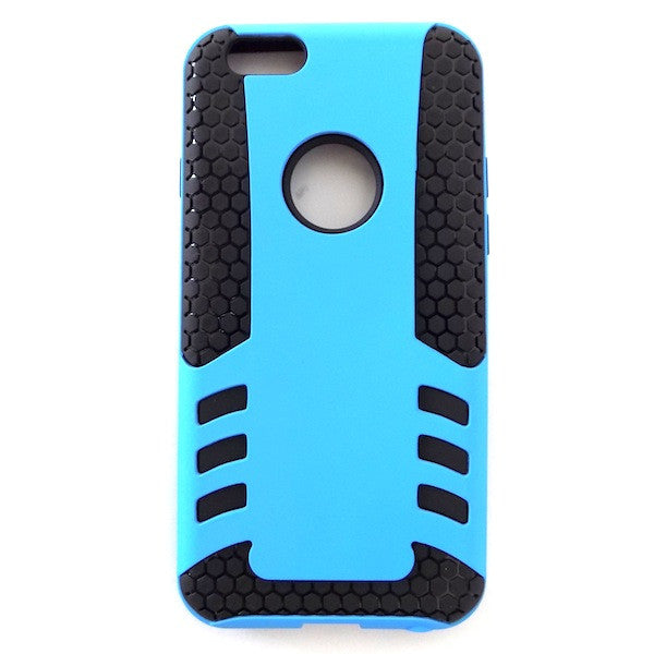 Bracevor Rocket Armor hybrid back Case Cover for Apple iPhone 6 - Blue