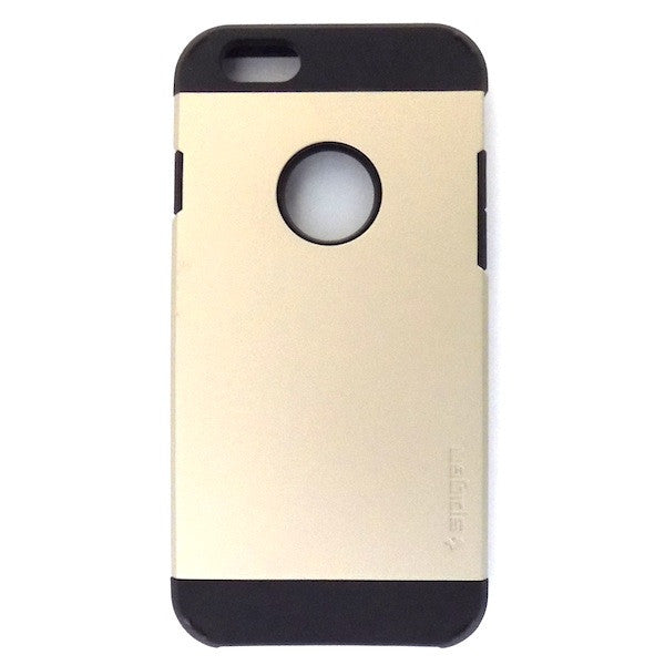 Bracevor Champagne Gold Tough Armor Apple iPhone 6 Back Mobile Case Cover
