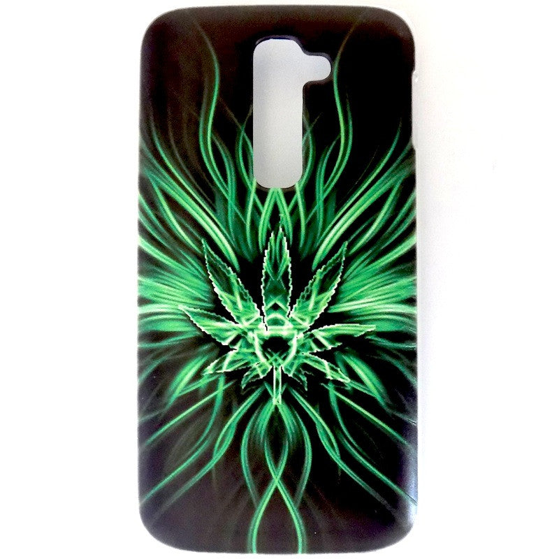 Bracevor Astral Divine Light Design Hard Back Case for LG G2