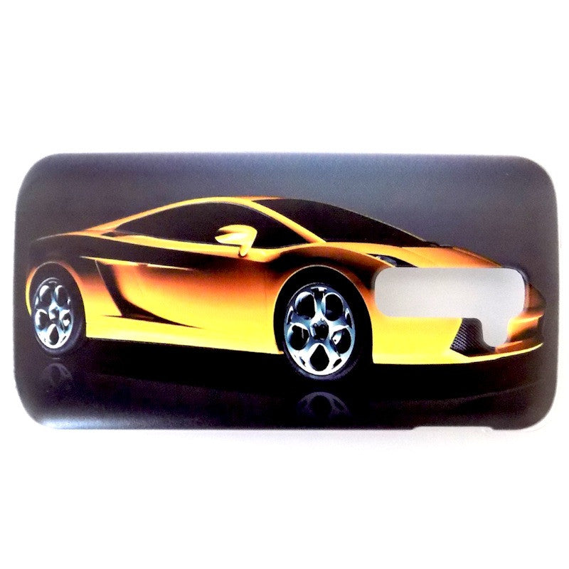 Bracevor Sports Car Wonder Design Hard Back Case for LG G2