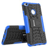 Xiaomi Mi Max 2 Shockproof Hybrid Kickstand Back Case Defender Cover - Blue