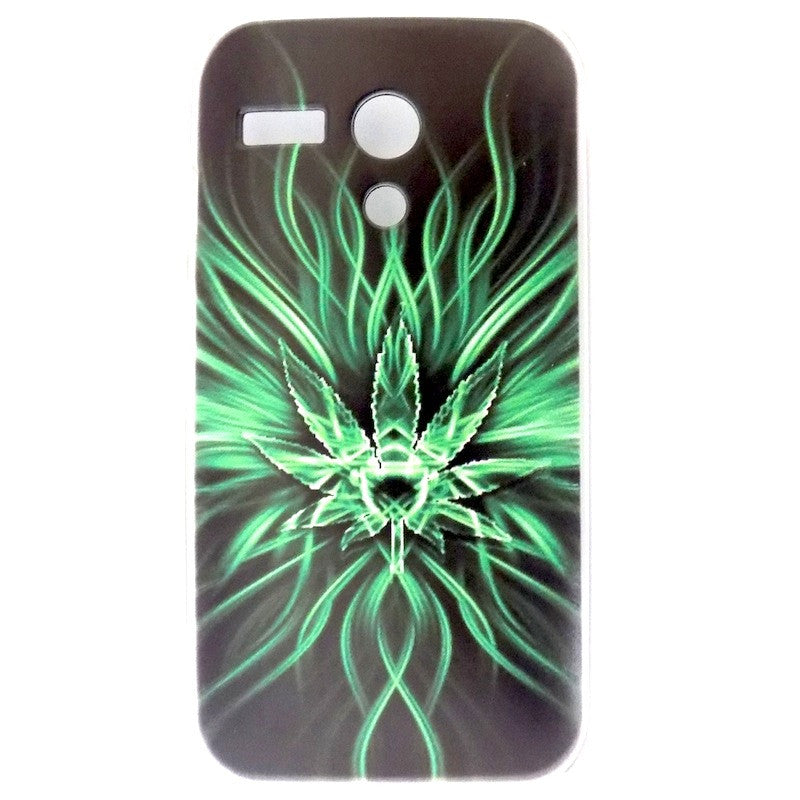 Bracevor Astral Divine Light Design Hard Back Case for Motorola Moto G