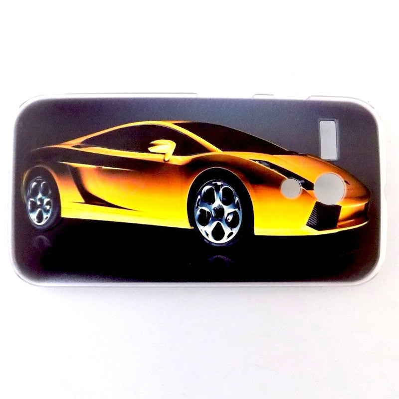 Bracevor Sports Car Wonder Design Hard Back Case for Motorola Moto G