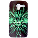 Bracevor Astral Divine Light Design Hard Back Case for Motorola Moto X