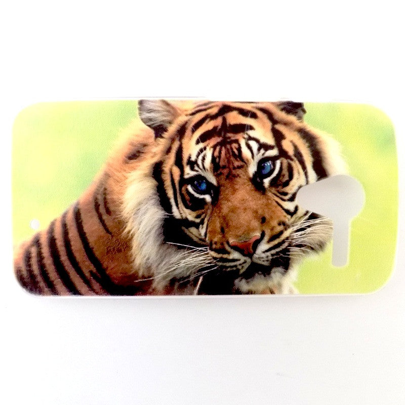 Bracevor Majestic Tiger Design Hard Back Case for Motorola Moto X