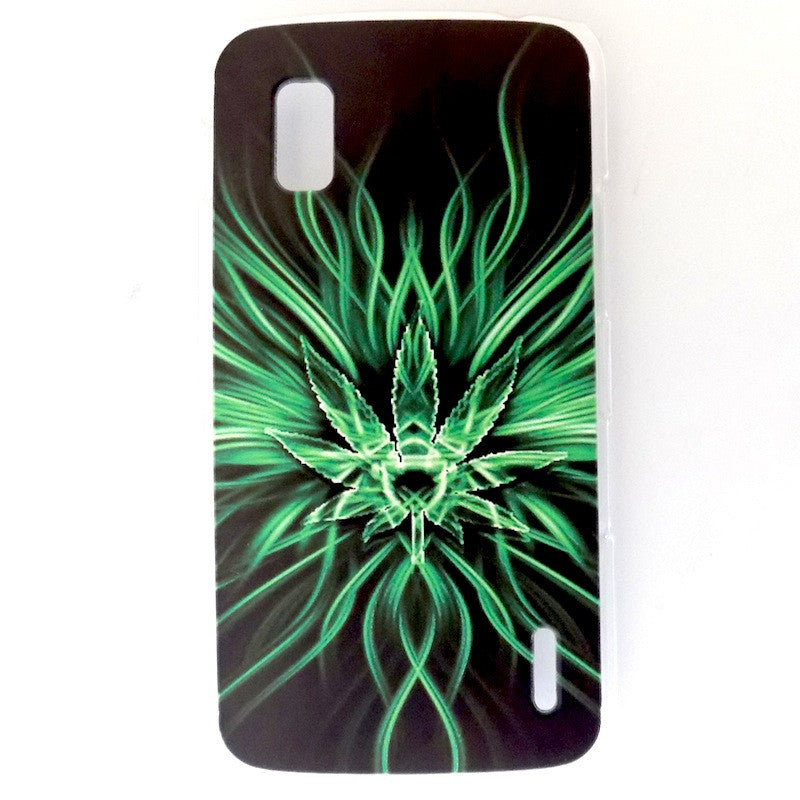 Bracevor Astral Divine Light Design Hard Back Case for LG Google Nexus 4