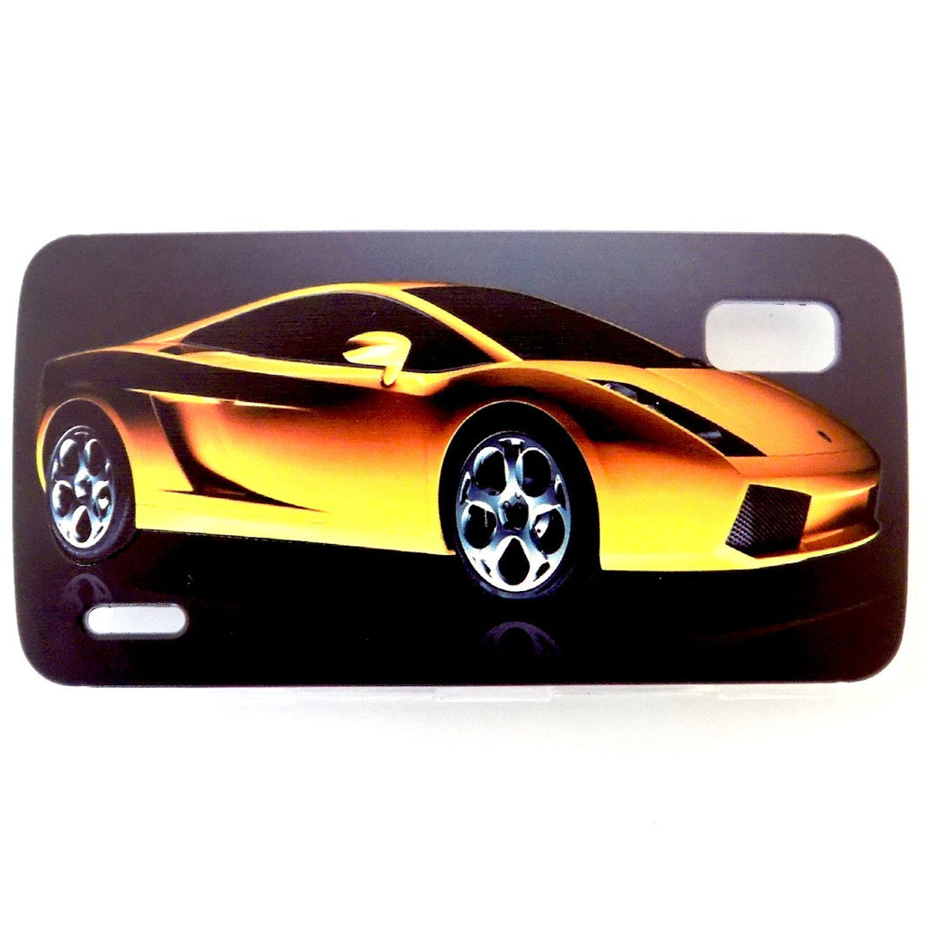Bracevor Sports Car Wonder Design Hard Back Case for LG Google Nexus 4