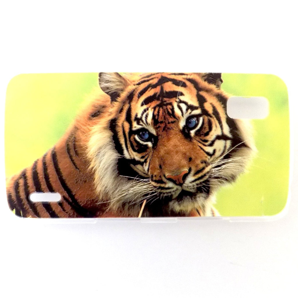 Bracevor Majestic Tiger Design Hard Back Case for LG Google Nexus 4