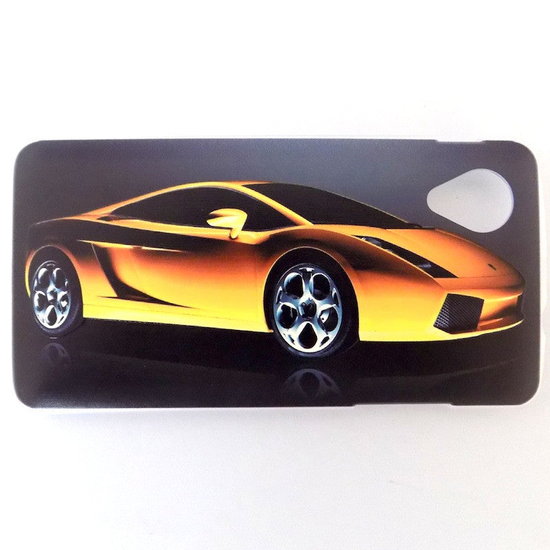 Bracevor Sports Car Wonder Design Hard Back Case for LG Google Nexus 5