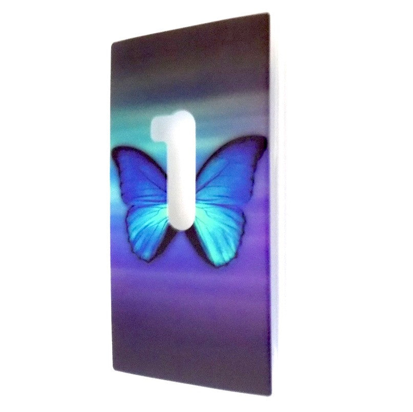Bracevor Splendid Butterfly Design Hard Back Case for Nokia Lumia 920