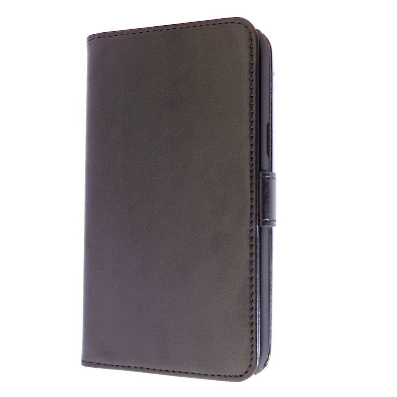 Bracevor Deluxe Black Samsung Galaxy Note 2 N7100 Wallet Leather Case 1