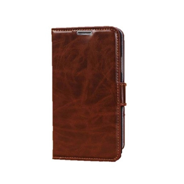 Bracevor Executive Brown Samsung Galaxy Note 3 Wallet Leather Case 1