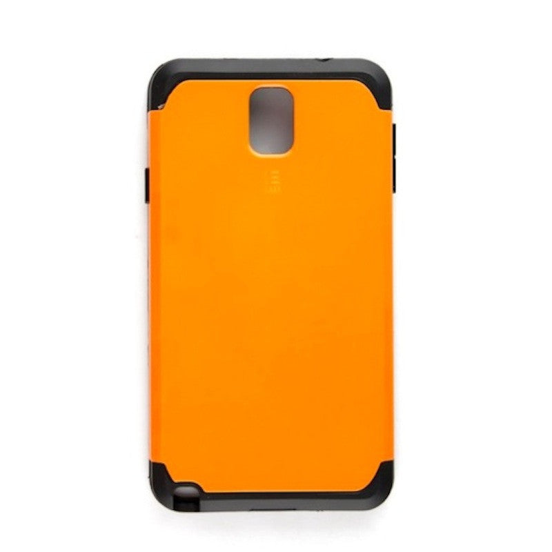 Bracevor Tough Armor Back Case for Samsung Galaxy Note 3 - Flaming Orange