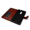 Bracevor PU Leather Flip Cover Case for Redmi Note 4 - Executive Brown