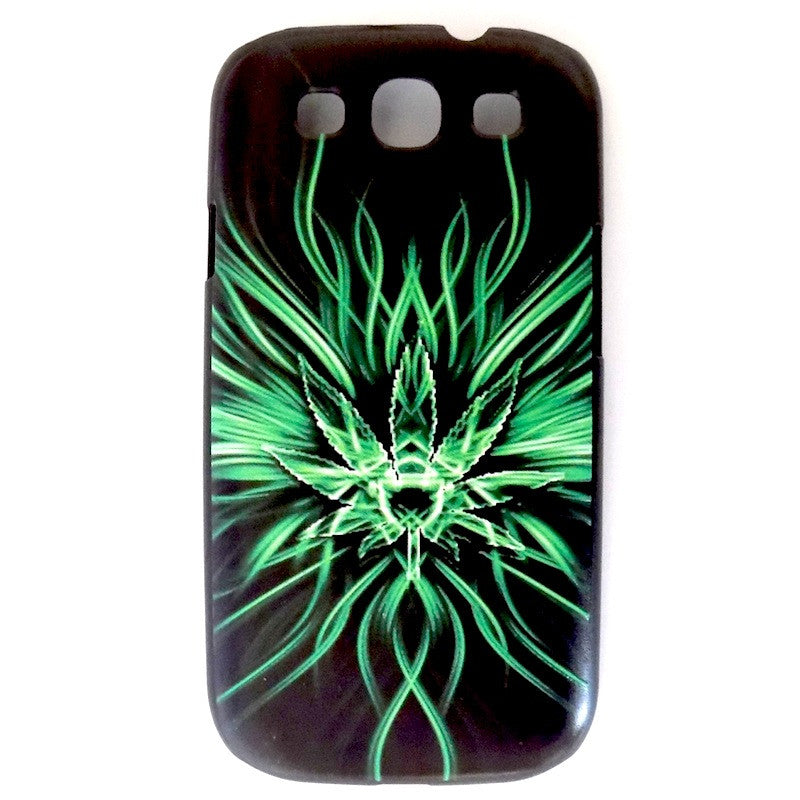 Bracevor Astral Divine Light Design Hard Back Case for Samsung Galaxy S3