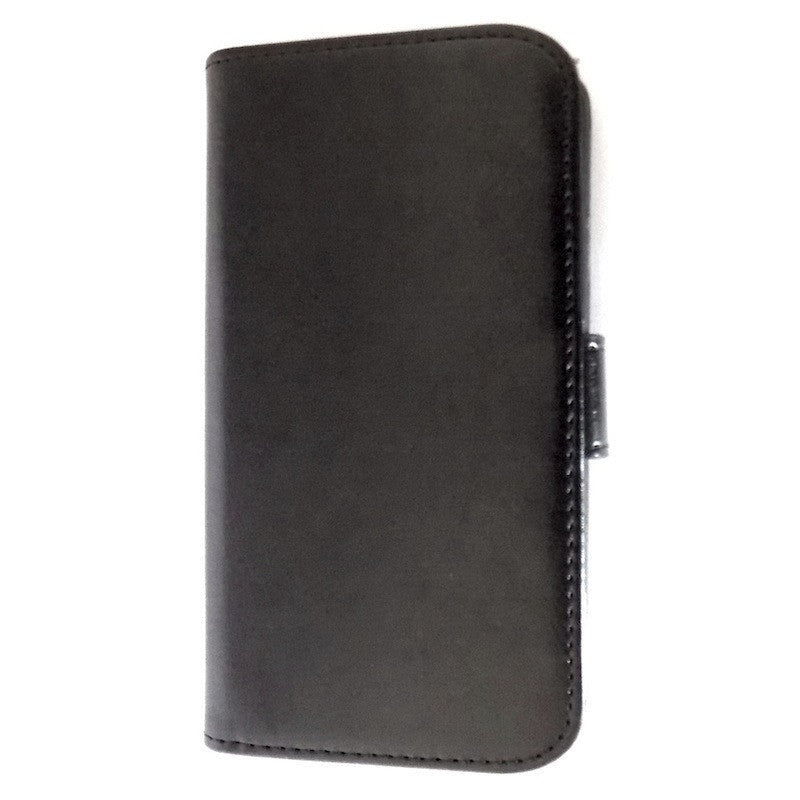 Bracevor Deluxe Black Samsung Galaxy S3  i9300 Wallet Leather Case 2