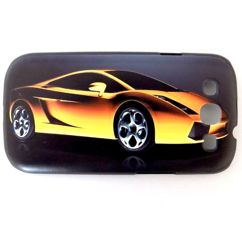 Bracevor Sports Car Wonder Design Hard Back Case for Samsung Galaxy S3