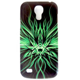 Bracevor Astral Divine Light Design Hard Back Case for Samsung Galaxy S4 mini