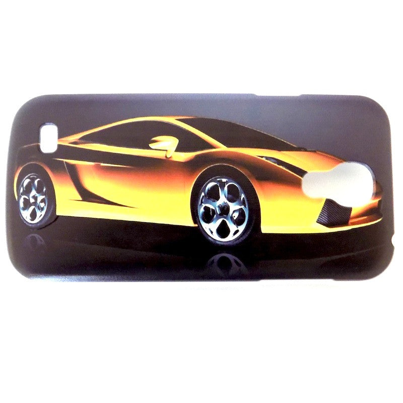 Bracevor Sports Car Wonder Design Hard Back Case for Samsung Galaxy S4 mini