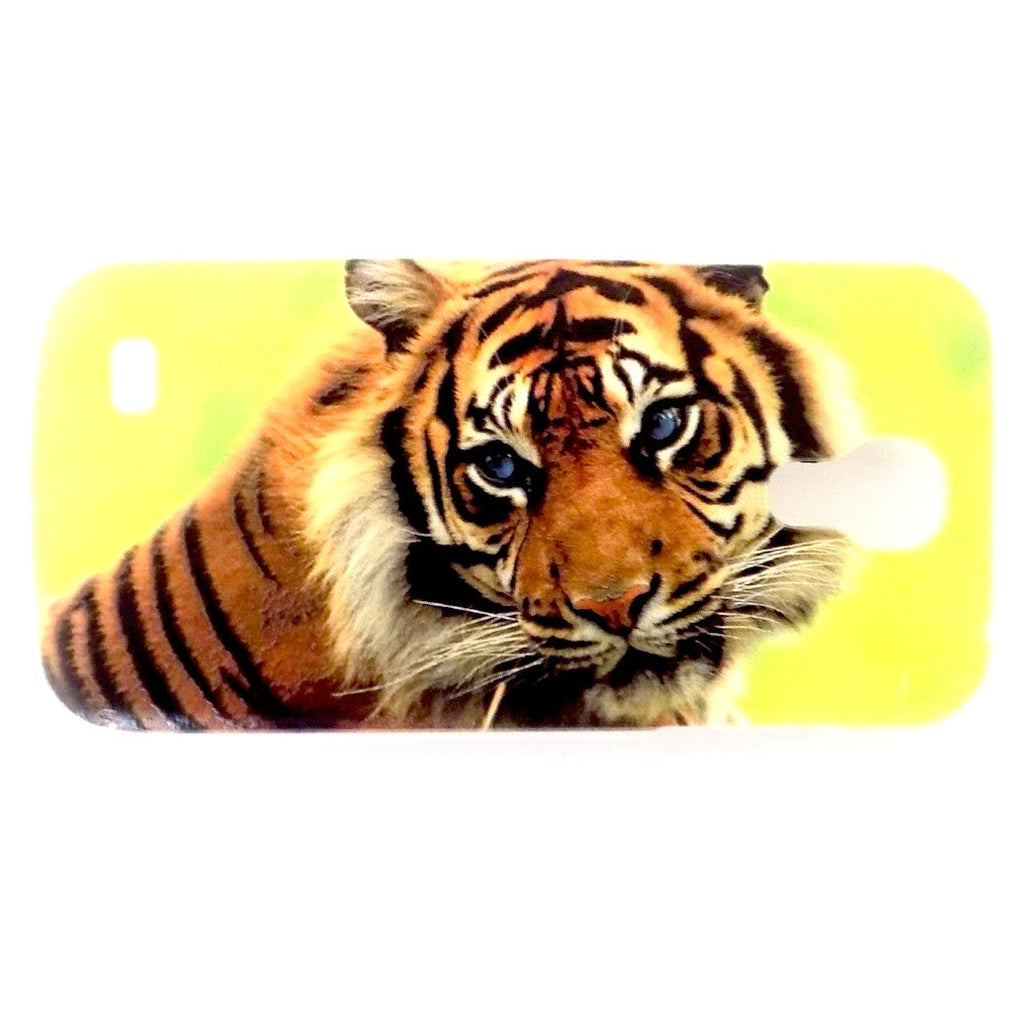 Bracevor Majestic Tiger Design Hard Back Case for Samsung Galaxy S4 mini