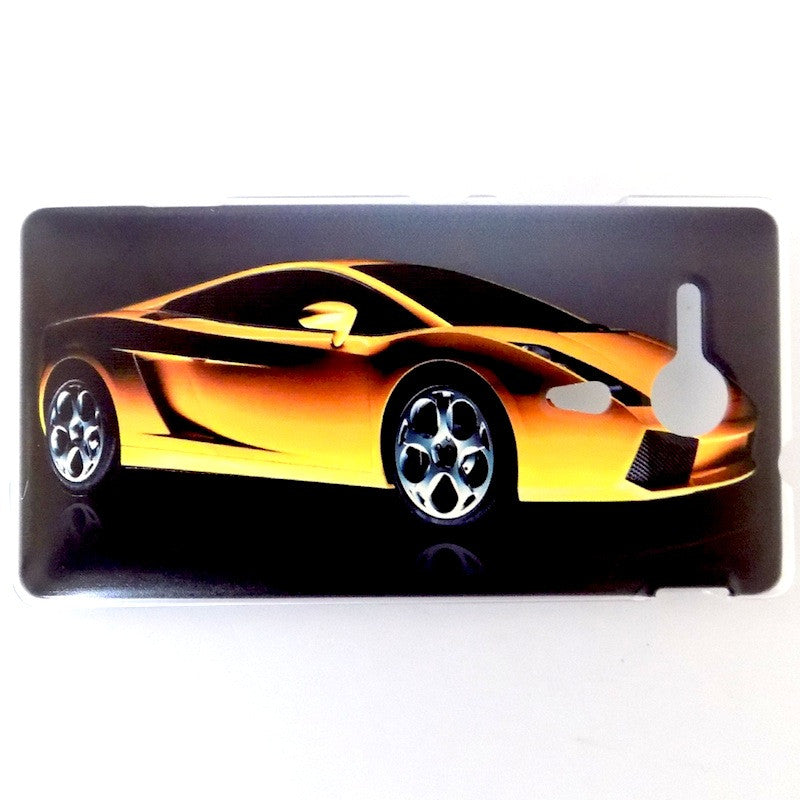 Bracevor Sports Car Wonder Design Hard Back Case for Sony Xperia SP