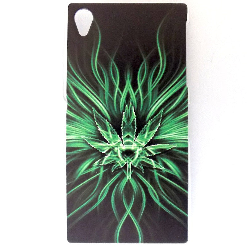 Bracevor Astral Divine Light Design Hard Back Case for Sony Xperia Z1 L39h