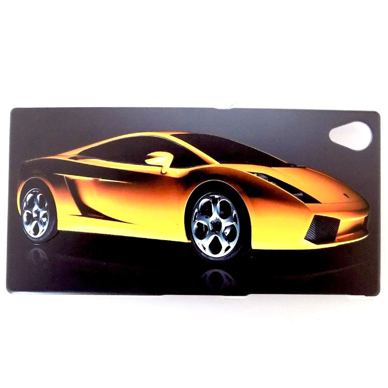 Bracevor Sports Car Wonder Design Hard Back Case for Sony Xperia Z1 L39h