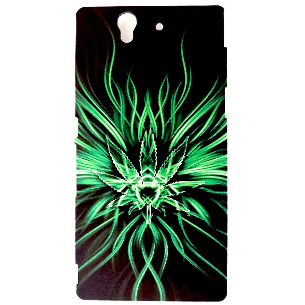 Bracevor Astral Divine Light Design Hard Back Case for Sony Xperia Z L36h