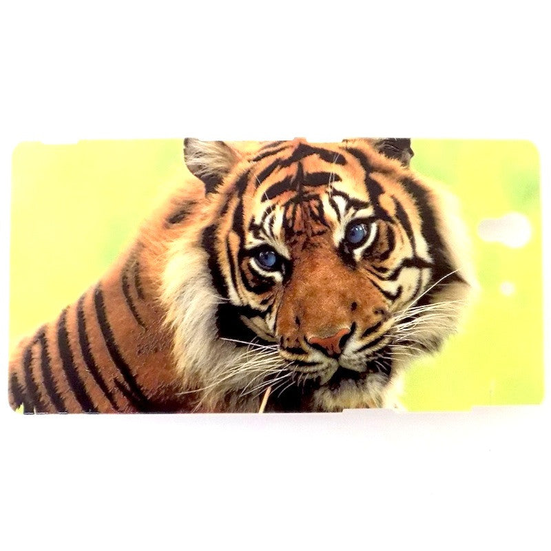 Bracevor Majestic Tiger Design Hard Back Case for Sony Xperia Z L36h