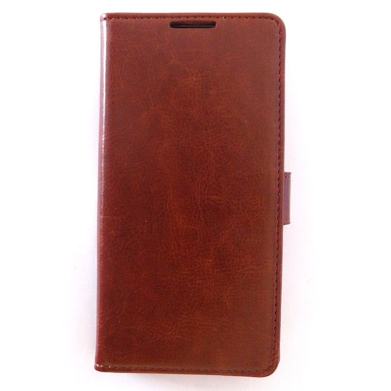 Bracevor Executive Brown Sony Xperia Z2 Wallet Leather Case 1