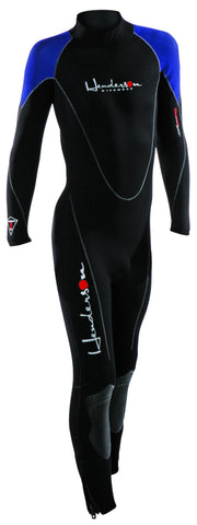 Henderson Junior 3mm Thermoprene Shorty Back Zip Exposure Suits
