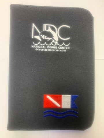NDC Low Profile 3-Ring Log Book NDC Merch