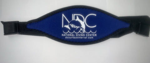 NDC E-Z Glide Buckle Strap NDC Merch