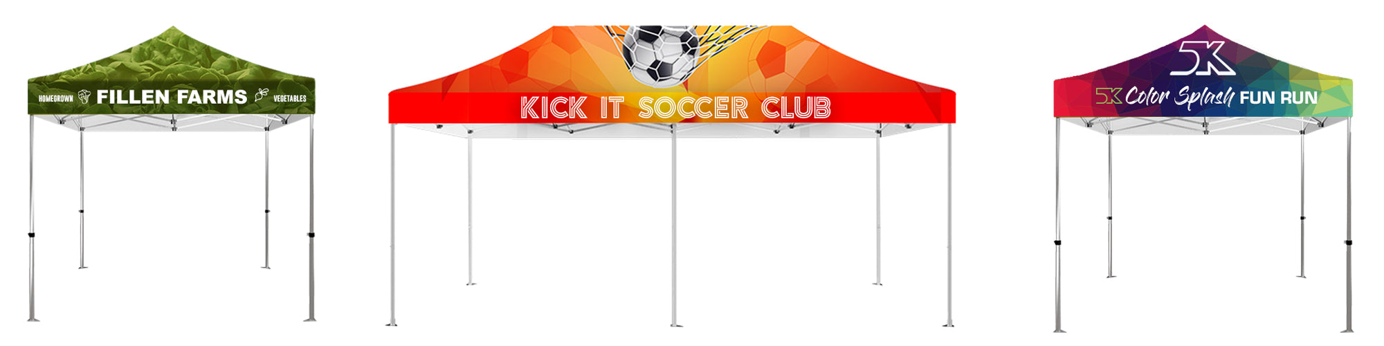 Get a Quote, Custom Pop Up Tents